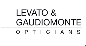 Levato & Gaudiomonte Opticians logo