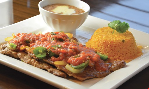 Product image for El Rancho Grande $5.00 OFF Any Purchase of $30 or More - Lunch or Dinner.