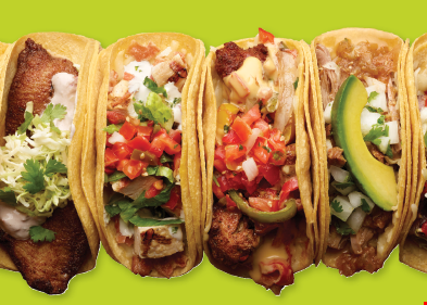 Product image for California Tortilla - Chattanooga Free taco With the purchase of any entree