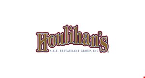 Product image for Houlihan's - New Brunswick $10 Off Any Food Purchase of $40 or more