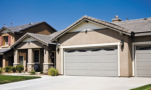 Product image for Quality Garage Door Repair - Portland $100 OFF NEW 2 CAR GARAGE DOOR.