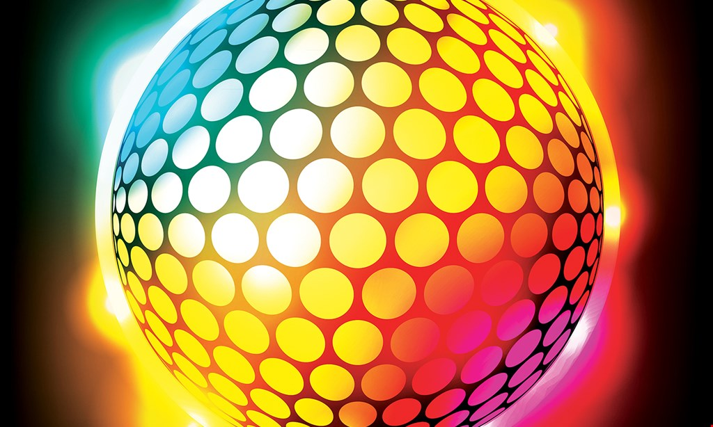 Product image for Rainforest Glow Indoor Mini Golf free miniature glow golfbuy one round, get one free. mon-thurs.