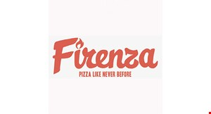 Product image for Firenza Pizza $10 For $20 Worth Of Pizza and More