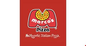 Marco's Pizza - Mandarin logo