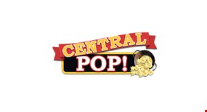 Product image for Central Pop $10 4-gallon movie theater popcorn party bag