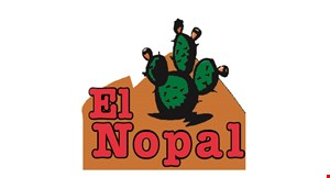 Product image for El Nopal $5 OFF 2 combination dinners Menu items 1-26