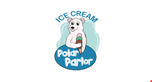 Product image for Polar Parlor Ice Cream $2 off any purchase of $10 or more