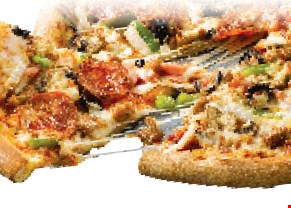 Product image for Papa John's Punta Gorda only $7.99 Large 2-Topping Pizza