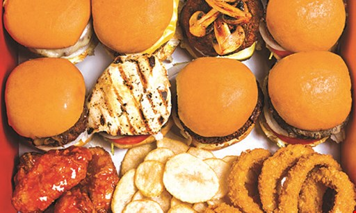 Product image for BurgerIM Happy Hour 2pm-5pm Daily! Free angus burger
