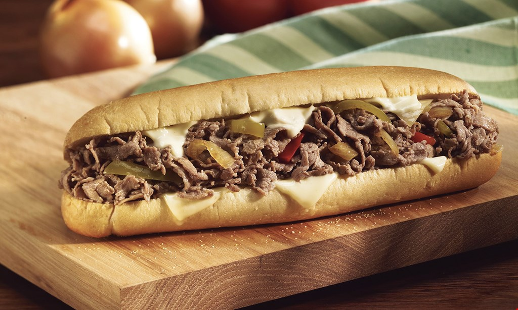 Product image for Philly's Best Ontario $1 OFF any sandwich, limit 4.