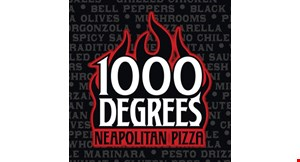 Product image for 1000 Degrees Pizza of Winter Garden $10 OFF any purchase of $50 or more.