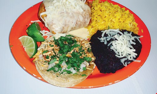 Product image for Carmen Mexican Restaurant and Lounge 50% off entree