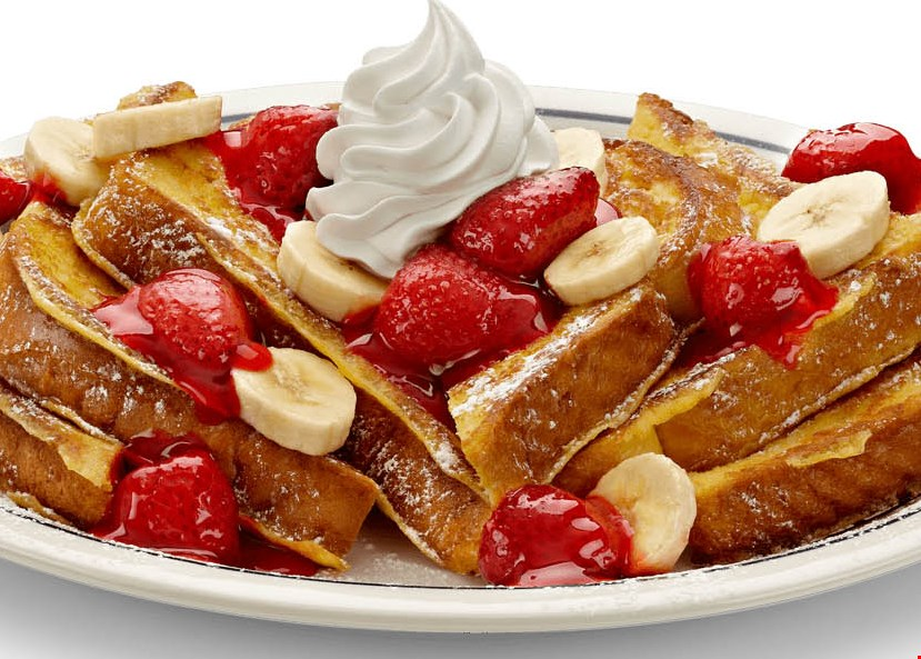 Product image for IHOP Off 20%your total check anytime reg. priced items only