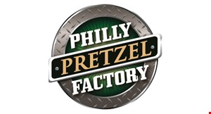 Product image for Philly Pretzel Factory $2 OFF any purchase of $12 or more.
