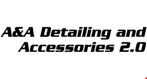 Product image for A&A Detailing And Accessories 2.0 $50 For Full Detail Service for Standard Size Car (Reg. $100)