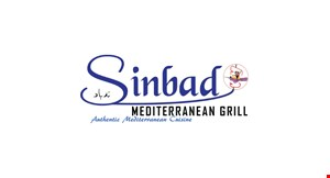Product image for Sinbad Mediterranean Grill 15% OFF catering of $100 or more