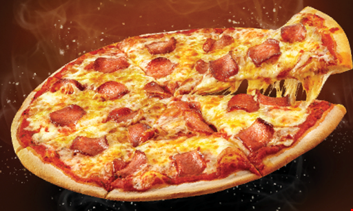 Product image for Memo's Pizza $21.99 Two Large One Topping Pizzas with 2 Liter Drink