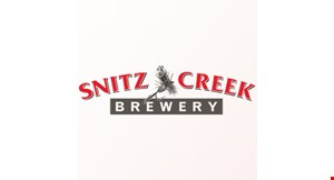 Product image for Snitz Creek Brewery $10 Off any purchase of $50 or more.