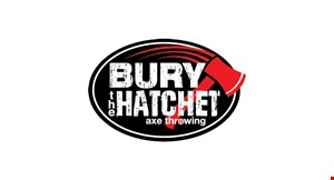 Product image for Bury The Hatchet $39.99 For A 2-Hour Hatchet Throwing Session For 2 People (Reg. $79.98)