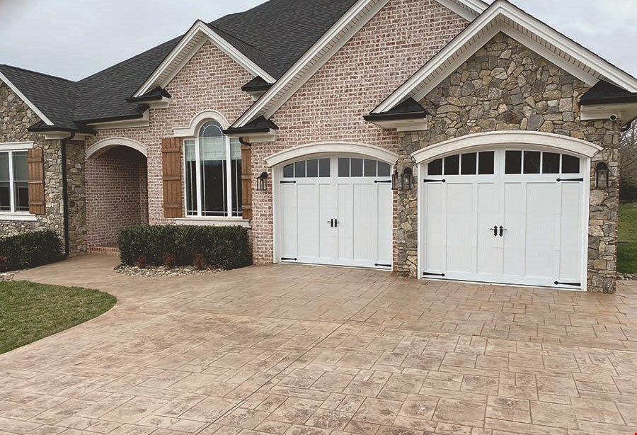 Product image for Garage Doors Of Cincinnati FREE wireless keyless entry with the installation of any model garage door opener.