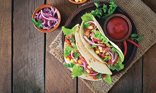 Product image for El Taco Santo $5 OFF a catering order of $30 or more