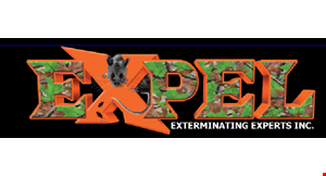 Product image for Expel Exterminators 20% off any home power spray, termite or bed bug service. IF IT BUGS YOU, IT BUGS US!
