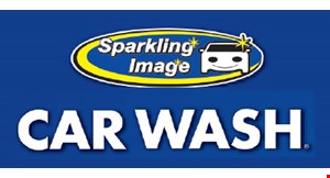 Product image for Sparkling Image Knoxville $10 off sparkling shine full service wash package. Reg. $34.99. Includes exterior #1 wash plus ceramic sealant. Extended shine.