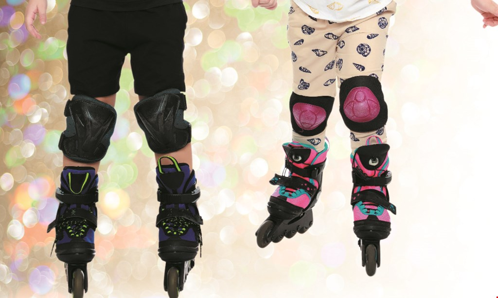 Product image for Sparkles Family Fun Center - Smyrna $20 off skate lessons