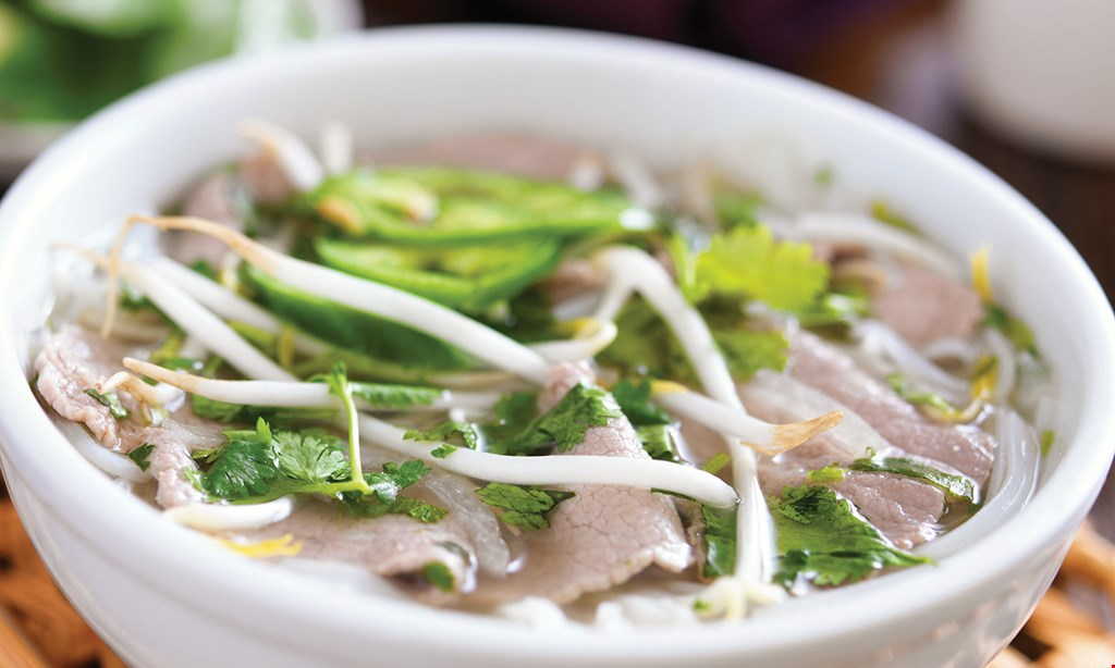 Product image for Pho King Vietnamese Cuisine $3 Off any purchase of $30 or more.