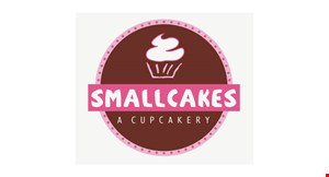 Product image for Smallcakes Cupcakery - Smyrna Freecupcake buy 1 cupcake, get a 2nd free (limit 1).