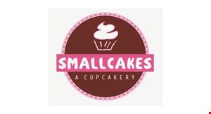 Product image for Smallcakes Cupcakery - Smyrna Free cupcake