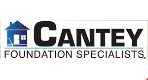 Product image for Canty Foundation Greenville $200 OFF FOR ANY REPAIR OVER $2,000. CANNOT BE COMBINED WITH ANY OTHER OFFER.