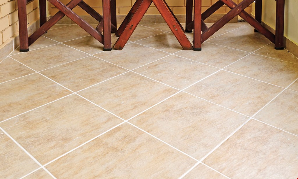 Product image for The Grout Medic $25 OFF any service or combination of services of $175 or more OR $50 OFF the total bill of $500 or more grout & tile repair clear & seal grout staining · tile regrouting.