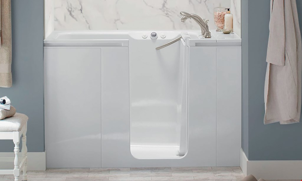 Product image for Bath Pro Of Western Pa $500 OFF your bathroom remodeling project.