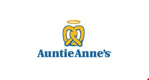 Product image for Auntie Anne's 15% off any orders