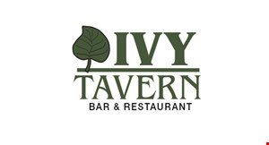 Product image for Ivy Tavern Bar & Restaurant $10 For $20 Worth Of Casual Dining