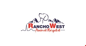 Product image for Rancho West Animal Hospital $399 dental special includes pre-anesthetic bloodwork, IV catheter & fluids, pain injection & antibiotic injection.