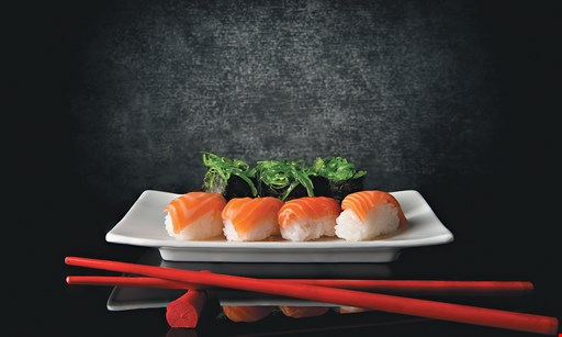 Product image for Wasabi Restaurant & Bar $20 Off any purchase of $100 or more
