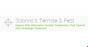Product image for Sobrino's Termite & Pest Control FREE termite inspection ($75 value)