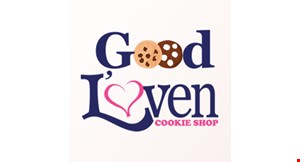 Good L'Oven Cookie Shop logo