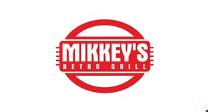 Product image for Mikkey's Retro Grill $49.95 family meal deal