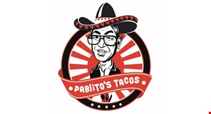 Product image for Pablito's Tacos North Hollywood FREE Delivery. 15% cash back.