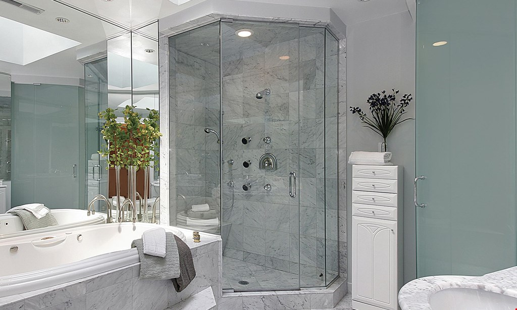 Product image for Glass Doctor $100 Off any shower enclosure.