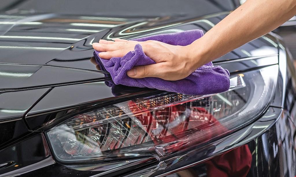 Product image for Main Street Car Wash $2 Off Diamond Wash full service wheel cleaner tire shine reg. $19.99