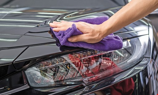 Product image for Main Street Car Wash $10 Off Hand Wax reg. $39.95