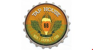 Product image for Tap House 66 $5 off total check