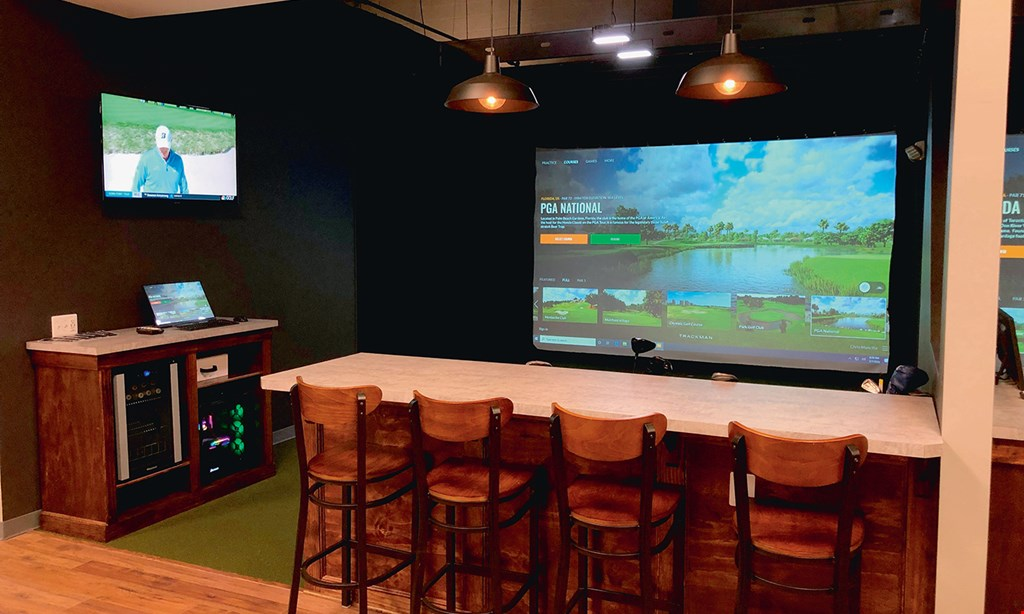 Product image for Golf Kings 20% off any bay rental