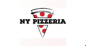 Product image for NY Pizzeria $10 For $20 Worth Of Pizza, Subs & More