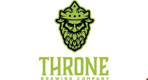 Throne Brewing logo