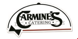 Product image for Carmine's Catering $1 off any purchase